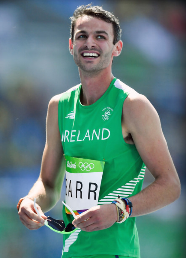 Thomas Barr is just one of a healthy contingent of Irish athletes going to Belgium. Photo: Sportsfile