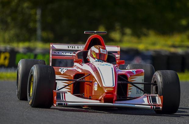 Peter Dwyer has been competing in motorsport for over 30 years. Photo: Michael Chester
