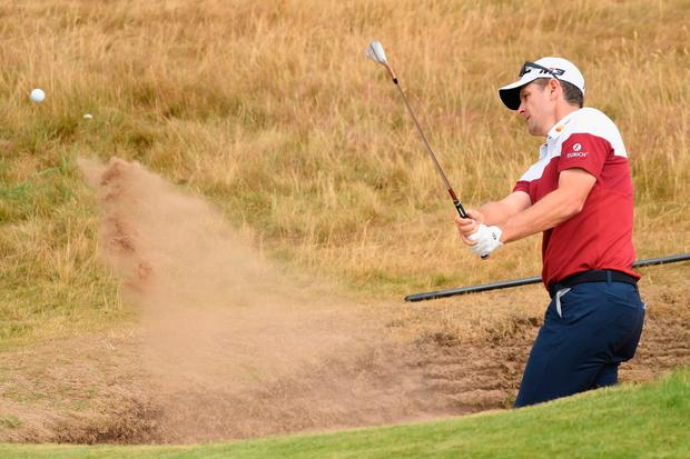 CONTINENTAL VIEW: Justin Rose believes the British Open offers the best chance for Europe to break America's current major dominance. Photo: Getty Images