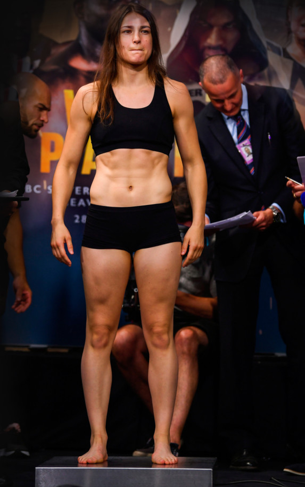 IN DEMAND: Katie Taylor is seen as a 'big prospect for TV' by streaming giant DAZN Pic: Sportsfile