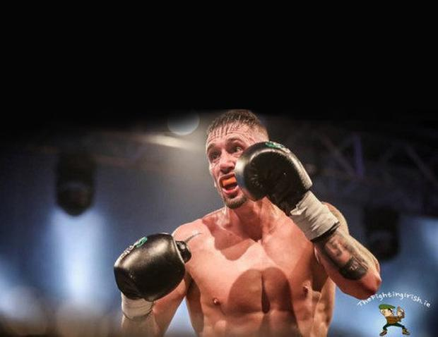 NEW SIGNING: Waterford super middleweight Craig McCarthy. Pic: The Fighting Irish