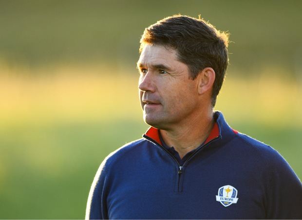 Padraig Harrington. PIc: Sportsfile