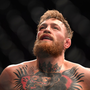 AT A LOSS: Conor McGregor at the lightweight championship fight during UFC 229. Photo: Getty Images