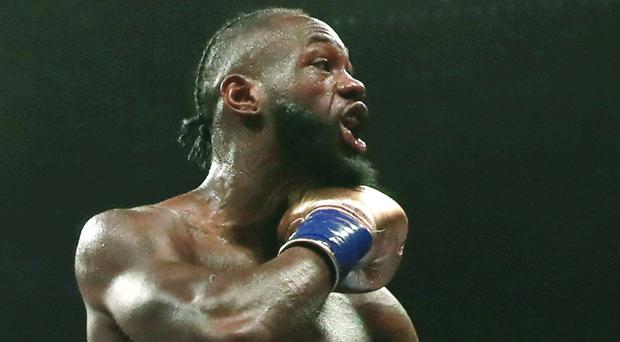 Dontay Wilder. Pic: Reuters