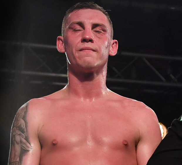 Jay Byrne (pictured) believes Karl Kelly can win the Irish title