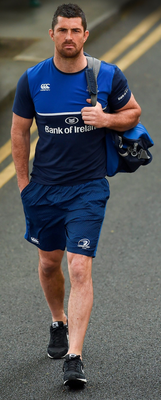 Rob Kearney has ten days to beat the clock and be ready for the home semifinal against Ulster