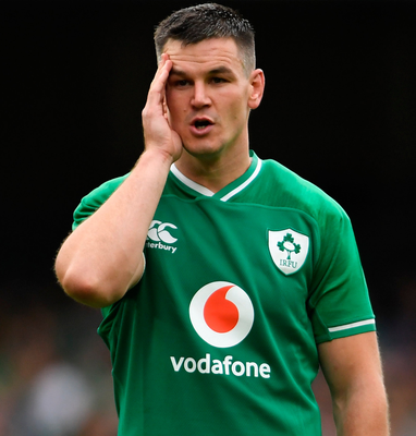 Jonathan Sexton didn't enjoy international rugby for a while
