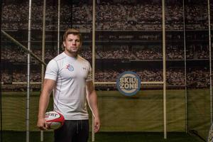 Leinster flanker Jordi Murphy launches Skill Zone, Dublin's first and only multi-sport indoor attraction, in Sandyford.