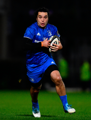 James Lowe of Leinster. Pic: Sportsfile