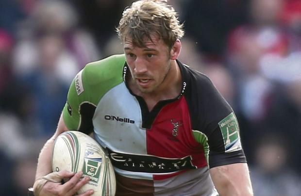 Harlequins' Chris Robshaw. Picture: David Davies/PA Wire