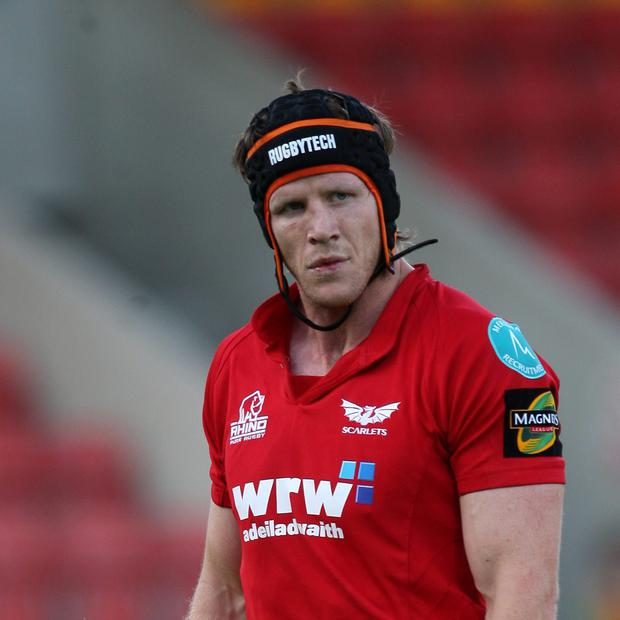 Simon Easterby has been confirmed as Ireland's new forwards coach. See PA story RUGBYU Ireland. Picture: Lynne Cameron/PA.