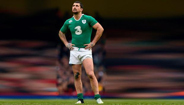 Rob Kearney after the game