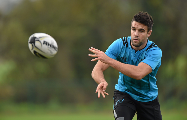 Munster's Conor Murray in action