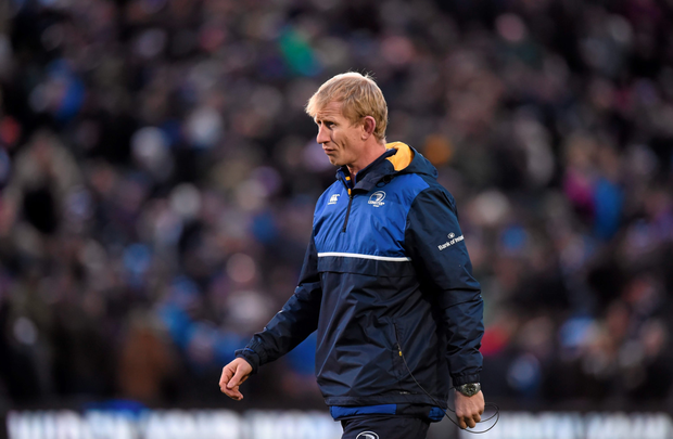 Leinster coach Leo Cullen is facing a difficult season after Saturday's loss to Bath in the Champions Cup