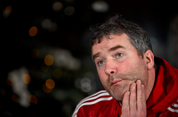 Anthony Foley Photo:Sportsfile