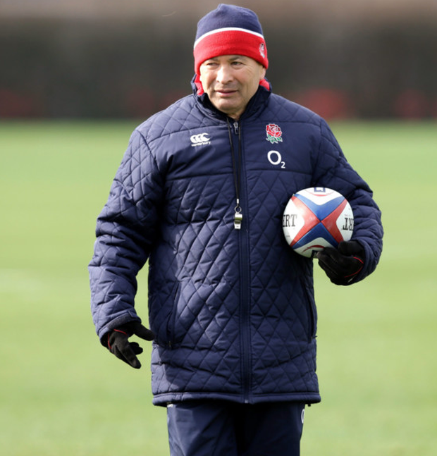 Eddie Jones faces his biggest test this weekend as the England boss when they host Ireland at Twickenham.