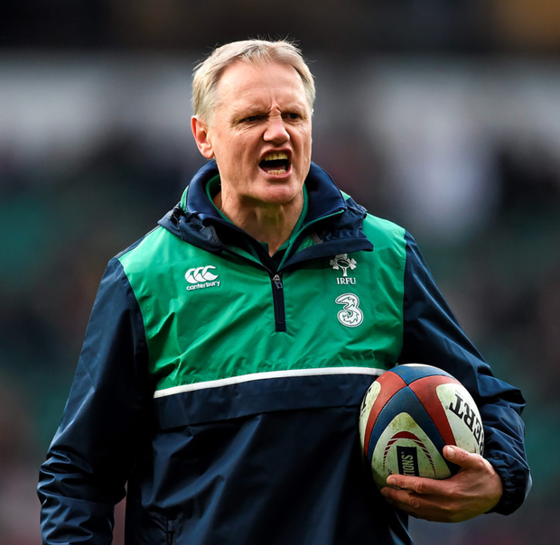 Ireland boss Joe Schmidt welcomes back Jared Payne to the midfield to partner Robbie Henshaw at centre against Italy at the Aviva Stadium tomorrow. Photo: Sportsfile