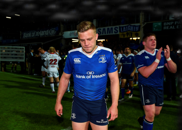 Ian Madigan has failed to make the Irish panel: SPORTSFILE