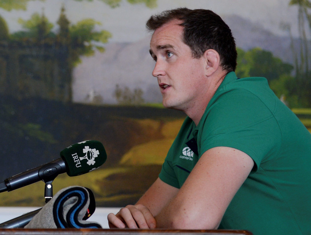 Devin Toner knows what is required if Ireland are to defeat South Africa in the final Test. Photo: Sportsfile