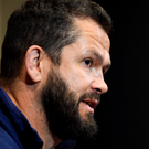 Andy Farrell. Photo: Sportsfile