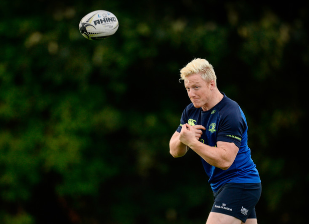 James Tracy believes in practising, practising and more practising. Pic: Sportsfile