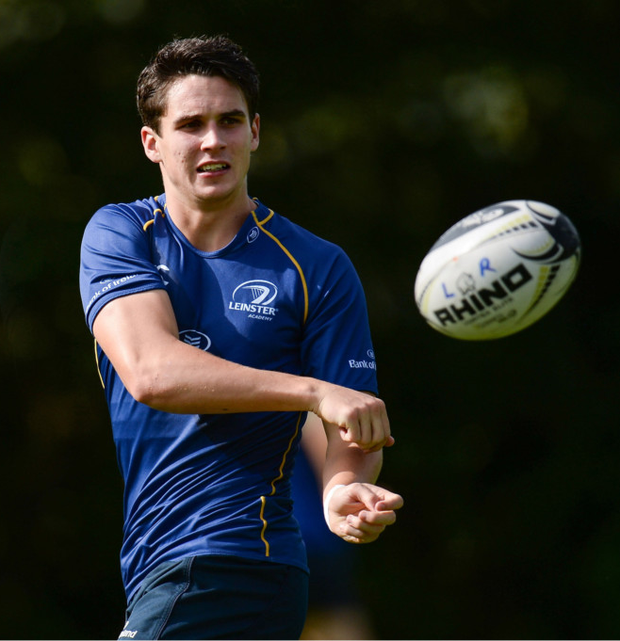 Leinster's Joey Carbery. Pic: Sportsfile