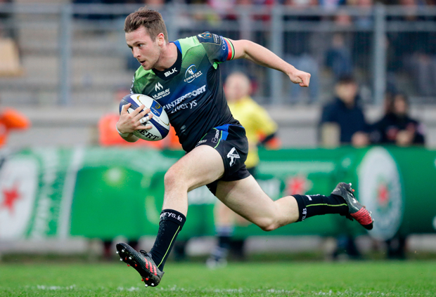 Connacht's Jack Carty Picture: Sportsfile