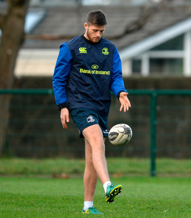 Leinster's Ross Byrne. Photo: Sportsfile