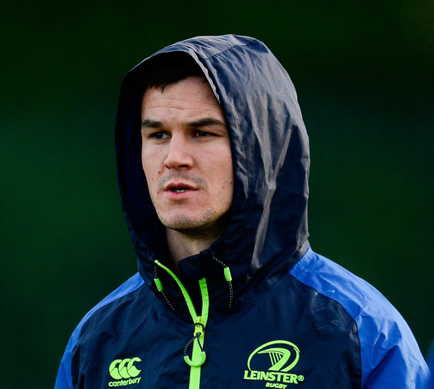 Leinster's Johnny Sexton. Photo: Sportsfile