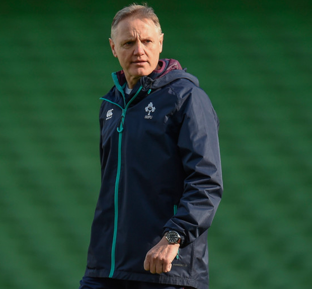 Ireland coach Joe Schmidt can expect an early onslaught from Wales tonight