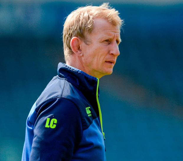 Leinster manager Leo Cullen. Photo: Sportsfile
