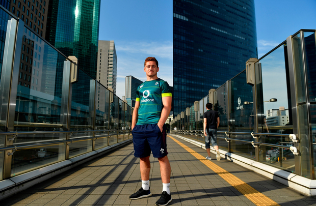 Paddy Jackson. Pic: Sportsfile