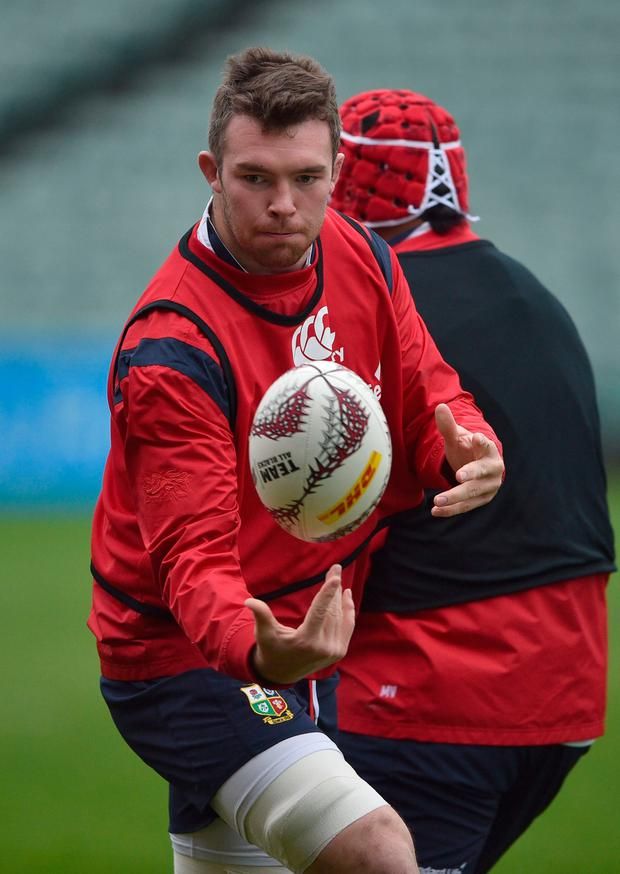 Peter O'Mahony. Pic: Getty Images