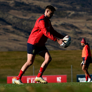Conor Murray during a training session