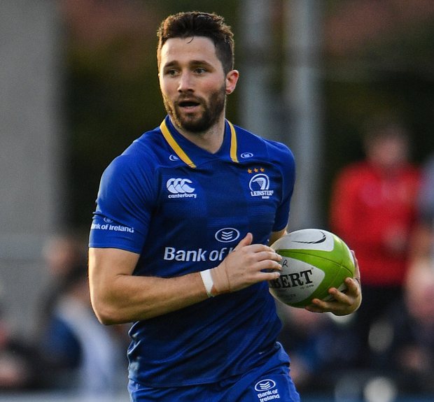 Leinster winger Barry Daly