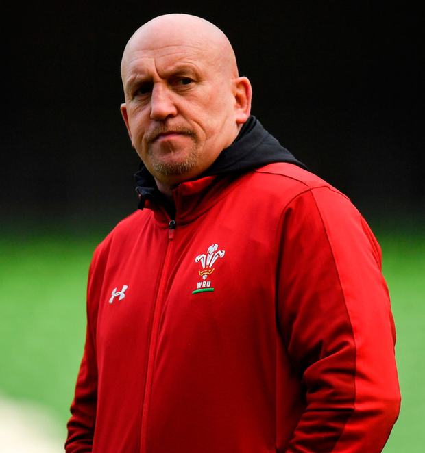 Shaun Edwards. Photo: Sportsfile