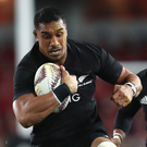 DANGER: New Zealand's Jerome Kaino will provide a threat for Toulouse against Leinster. Pic: Getty