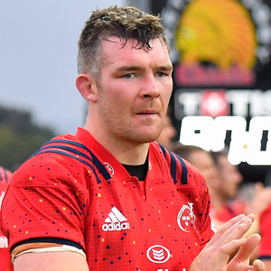 Skipper Peter O'Mahony expects a big performance from Munster