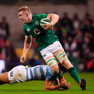 STEPPING UP: Dan Leavy. Pic: Sportsfile