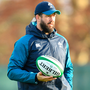NEXT CHAPTER: Andy Farrell will take over from Joe Schmidt next year. Pic: Sportsfile