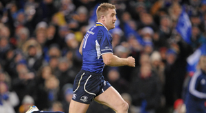 Luke Fitzgerald scored two tries against Bath in 2011. Photo: Sportsfile