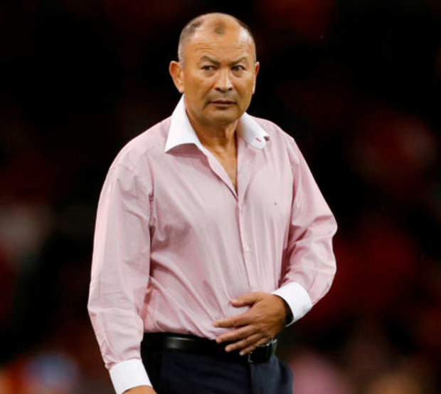 Eddie Jones is known for his outrageous statements that are designed to ellicit a reaction