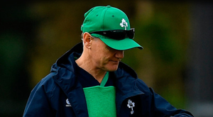 Joe Schmidt's Ireland reign comes to a climax against his native New Zealand on Saturday. Photo: Sportsfile