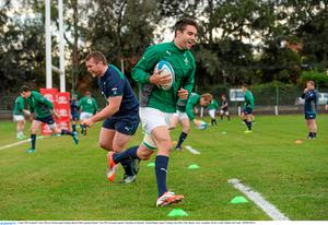 Munster and Ireland's Conor Murray. Picture credit: Stephen McCarthy / SPORTSFILE