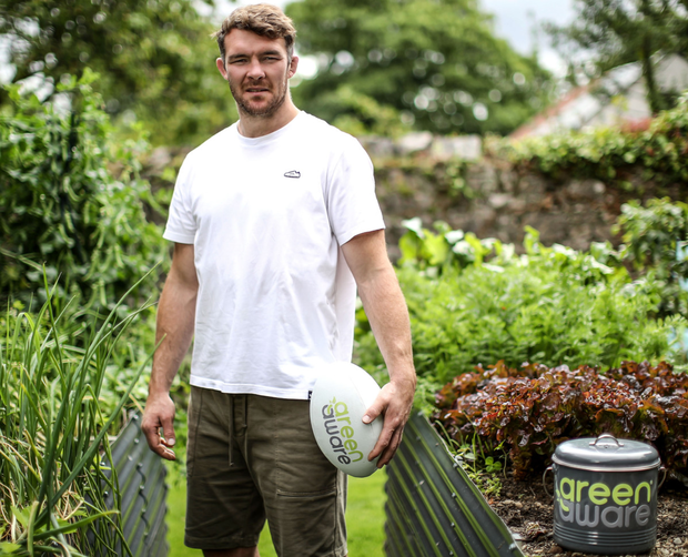 Peter O'Mahony Launches #DoBitsHelpLots campaign with GreenAware