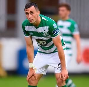 Aaron McEneff of Shamrock Rovers