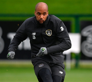 McGoldrick has only lost one game playing for Ireland