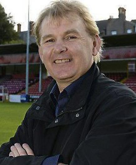 St Patrick's Athletic manager Liam Buckley. Picture: Matt Browne / SPORTSFILE