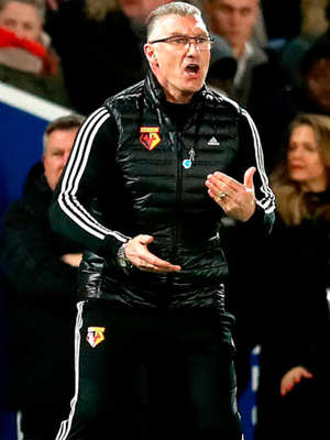 Nigel Pearson has given Watford a fighting chance of Premier League survival