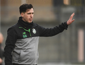 Shamrock Rovers manager Stephen Bradley is remaining calm despite his side's recent run of Premier Division results